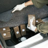 Drugs found in trunk of car