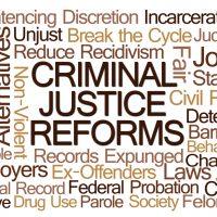 Reform criminal justice