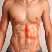 Kidneys pain